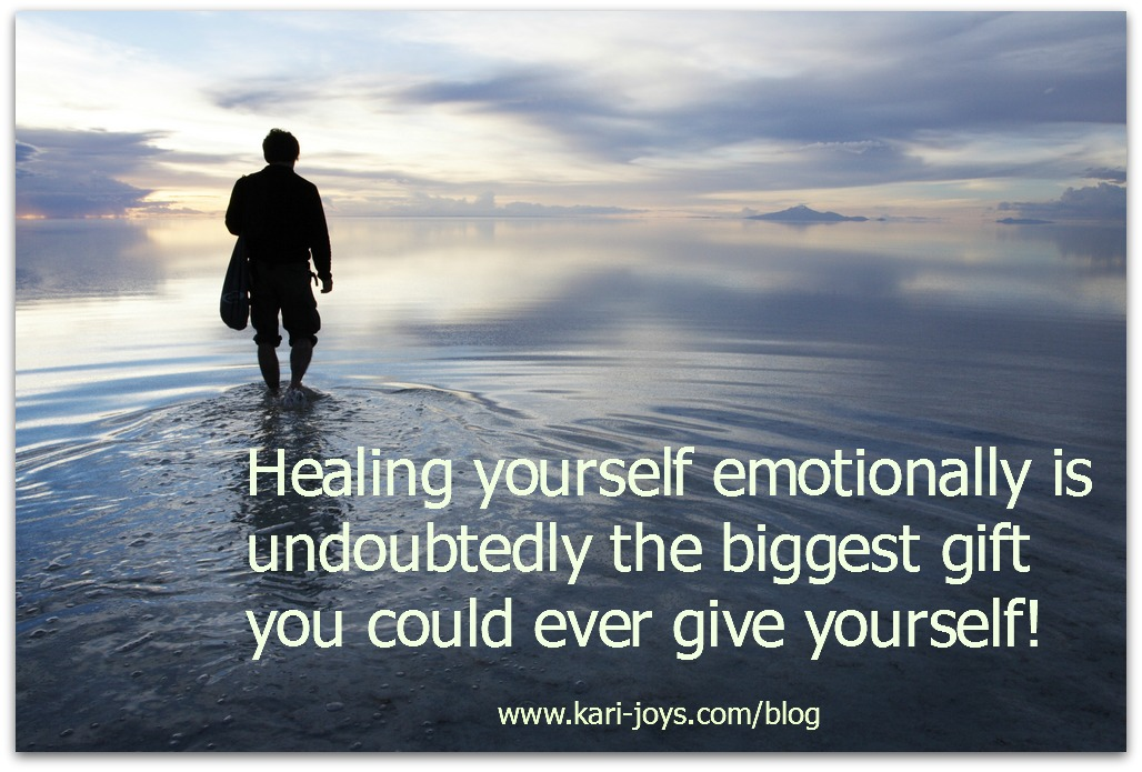 Feelings Heal Love Pain Quote Scars: What To Expect With Emotional Healing